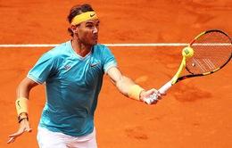Rome Masters 2019: Nadal thắng thuyết phục, Thiem bất ngờ dừng bước