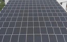 Quảng Bình thí điểm hệ thống năng lượng điện Mặt trời áp mái