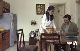 """Về nhà đi con - Tập 24: """"Bật"""" lại chồng, Huệ (Thu Quỳnh) về nhà bố tìm những giây phút bình yên"""