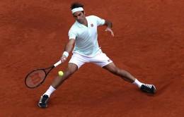 Rome Masters 2019: Roger Federer dễ dàng vượt qua Joao Sousa