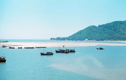 Khám phá vẻ đẹp hoang sơ của vùng biển Hà Tĩnh