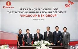 Tập đoàn Hàn Quốc đầu tư 1 tỷ USD vào Vingroup