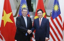 Tăng cường hợp tác Việt Nam - Malaysia
