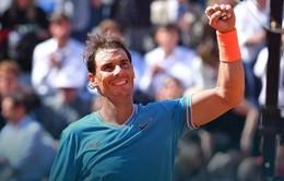 Rome Masters 2019: Rafael Nadal và Schwartzman cùng Tsitsipas giành quyền vào bán kết