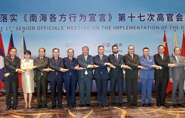 Hội nghị Quan chức cao cấp ASEAN-Trung Quốc về thực hiện Tuyên bố về ứng xử của các bên ở Biển Đông (DOC) lần thứ 17