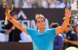 Vượt qua Tsitsipas, Nadal giành quyền vào chung kết Rome Masters 2019