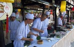 Tôn vinh giá trị ẩm thực chay Huế 2019