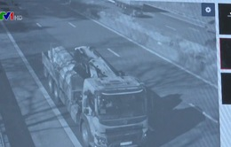 Thu phí đường bằng công nghệ vệ tinh tại châu Âu