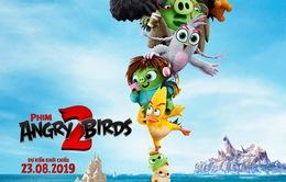 Phim Angry Bird 2 tung chiêu tổng lực quảng bá tại LHP Cannes 2019