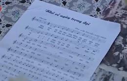Người nhạc sỹ mượn âm nhạc kể lại kỷ niệm với Bác Hồ kính yêu