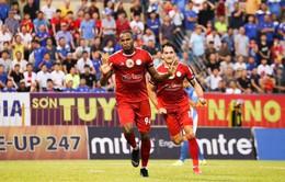 Kết quả, BXH vòng 10 Giải VĐQG Wake-up 247 V.League 1-2019: CLB TP Hồ Chí Minh giữ vững ngôi đầu, CLB Quảng Nam mất cơ hội thoát khỏi nhóm cuối bảng
