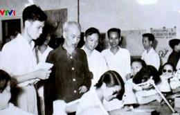 Chủ tịch Hồ Chí Minh - Một đời vì dân