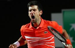 Novak Djokovic đối đầu với Rafael Nadal tại chung kết Rome Masters 2019