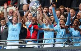 Kết quả bóng đá châu Âu sáng 19/5: Man City 6-0 Watford, Bayern Munich 5-1 Frankfurt