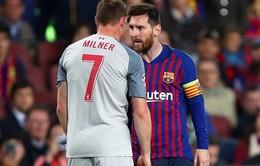ẢNH: Những khoảnh khắc ấn tượng trong chiến thắng đậm của Barcelona trước Liverpool