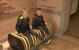 Băng ghế đổi màu dò tìm và lọc không khí bẩn