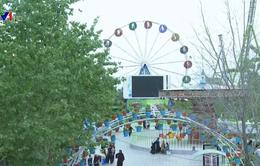 Afghanistan khai trương công viên giải trí đầu tiên