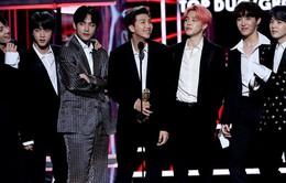 BTS làm nên lịch sử tại lễ trao giải Billboard Music Awards 2019