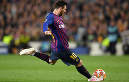 Barcelona đã có truyền nhân thay Messi