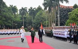 Việt Nam - Nhật Bản thúc đẩy hợp tác quốc phòng