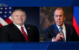 Ngoại trưởng Nga - Mỹ điện đàm về tình hình Venezuela