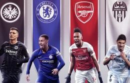 Lịch trực tiếp bóng đá lượt đi bán kết Europa League: Arsenal đọ sức Valencia, Chelsea làm khách tại Đức