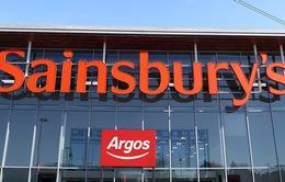 Sainsbury's thử nghiệm cửa hàng không quầy thanh toán