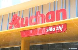 Auchan tạm giữ lại 3 siêu thị tại Việt Nam