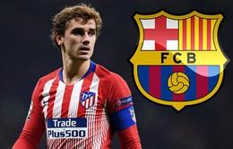 Diễn biến mới trong thương vụ Griezmann: Barcelona không muốn trả 120 triệu Euro