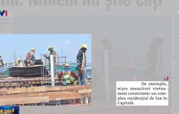 Xu hướng dịch chuyển lao động từ Đông Âu sang Tây Âu