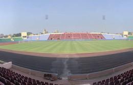 Trận giao hữu giữa U23 Việt Nam và U23 Myanmar sẽ diễn ra trên SVĐ Việt Trì, tỉnh Phú Thọ