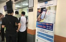 Ứng dụng ngân hàng hiện đại trong thanh toán viện phí