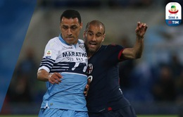 Vòng 37 Serie A: Lazio và Bologna cầm hòa kịch tính