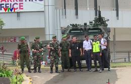 Indonesia tăng cường an ninh trước khi công bố kết quả bầu cử