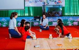 E-Robot Coding: Dạy trẻ lập trình thông minh từ khi chưa biết đọc từ kinh nghiệm Hàn Quốc