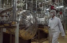 Iran tiếp tục làm giàu Urani