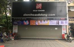 """Bí thư thành ủy Hà Nội: """"Còn nhiều doanh nghiệp khác tham gia làm phần mềm cho Hà Nội"""""""