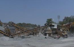 Người dân kỳ vọng vào biện pháp giảm ô nhiễm của công ty khai thác đá