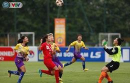 Giải bóng đá nữ Cúp Quốc gia 2019: Hà Nội thắng đậm Sơn La ở trận khai mạc!