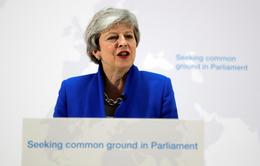 Thủ tướng Anh Theresa May nỗ lực lần cuối cứu thỏa thuận Brexit