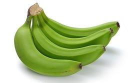 Ăn chuối xanh mỗi ngày có lợi cho sức khỏe