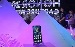 Huawei tiếp tục ra mắt điện thoại mới