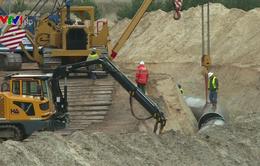 Nga phản đối Mỹ trừng phạt dự án dòng chảy phương Bắc 2