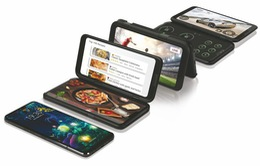 Phụ kiện màn hình kép cho LG V50 có gì hấp dẫn?