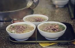 Phở Việt lọt top món ăn đựng trong bát ngon nhất thế giới