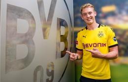 CHÍNH THỨC: Dortmund sở hữu tân binh đắt giá thứ 3 chỉ sau 2 ngày