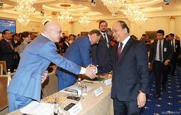 Thủ tướng mong các doanh nghiệp Nga – Việt hợp tác nhiều hơn nữa