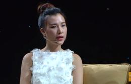 """Hoàng Oanh: """"Thi xong Hoa hậu tôi mới tin là mình đẹp"""""""