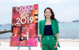 Chương Tử Di làm chủ tịch ban giám khảo Liên hoan phim quốc tế Tokyo