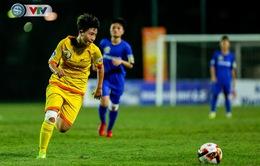 ẢNH: Hà Nội và Phong Phú Hà Nam thắng ấn tượng trong ngày đầu của giải Nữ Cúp Quốc gia 2019